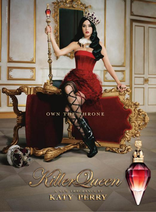katy-perry-killer-queen-throne