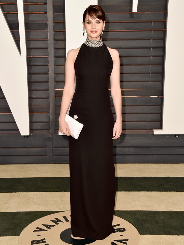 felicity-jones-vanity-fair-party-oscars-2015-academy-awards